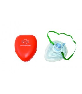 Pocket Mask Oxygenotherapie